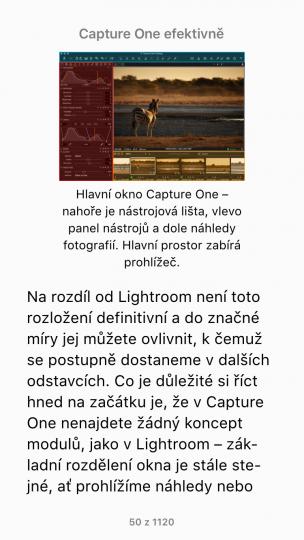 Capture One efektivně – Ukázka 1