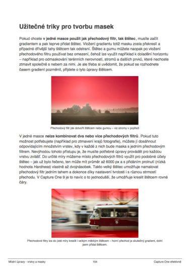 PDF ukázka – místní úpravy