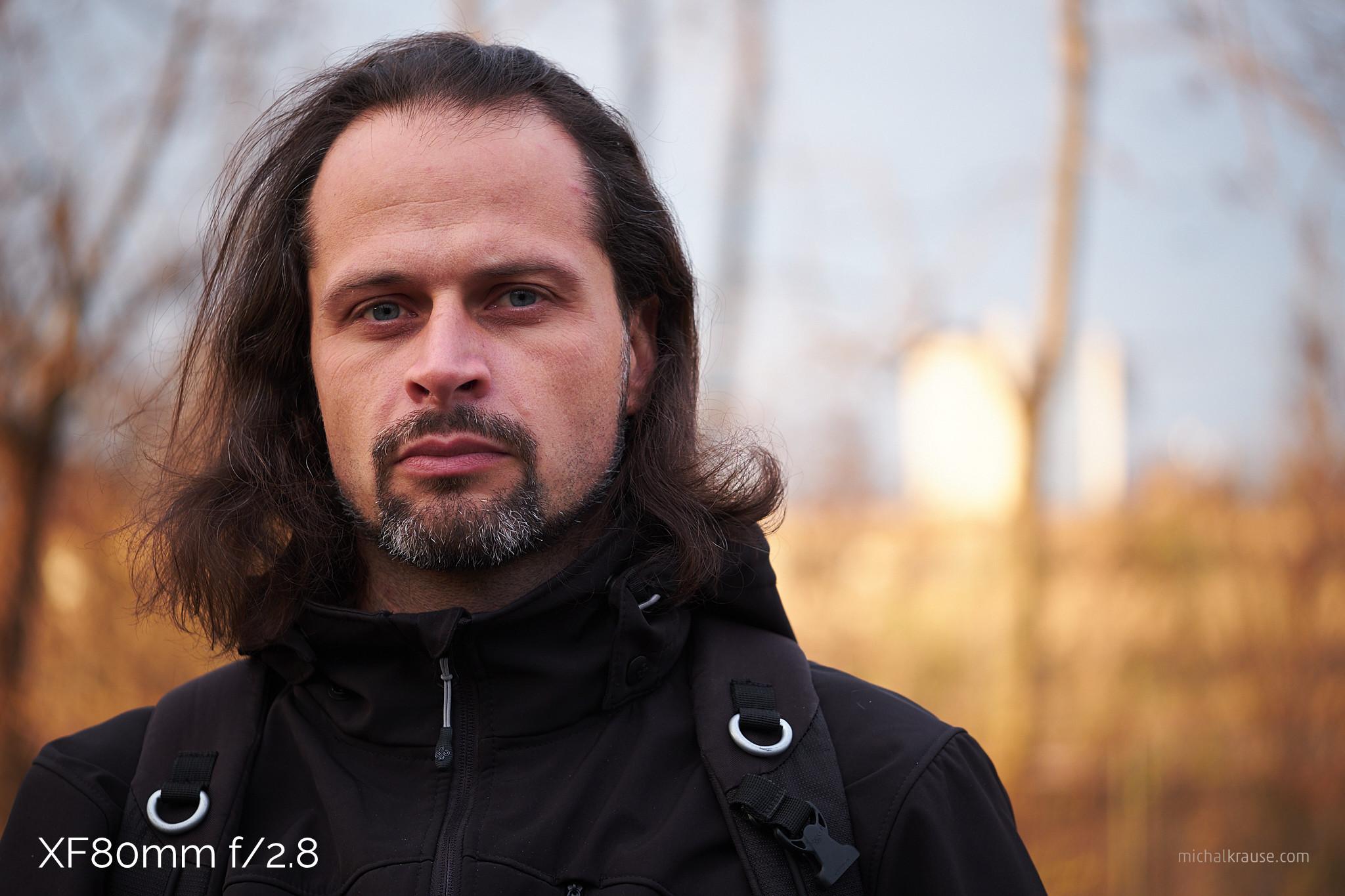 Portrait – XF80mmF2.8, f/2.8