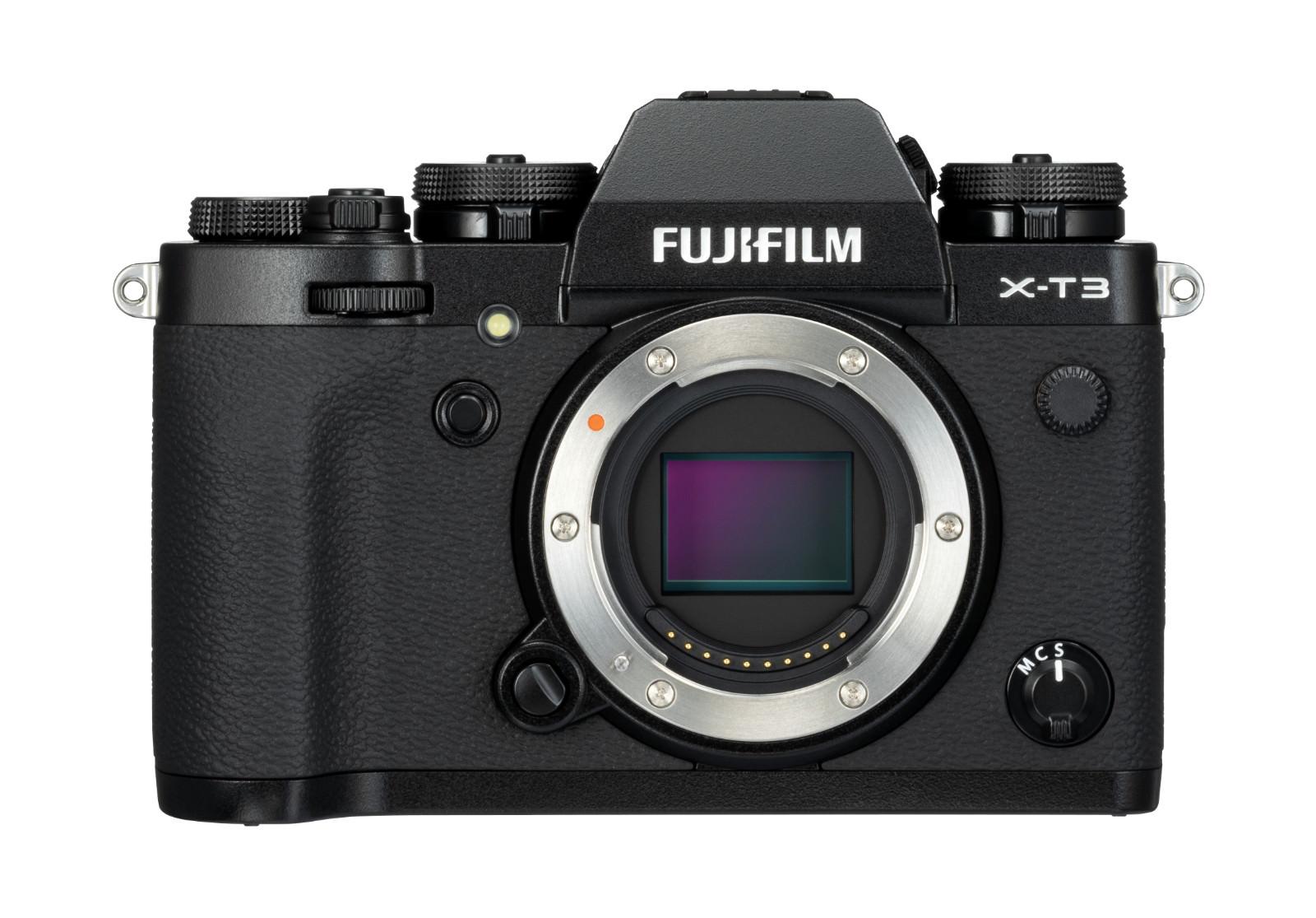 Fujifilm X-T3 – tělo je svému předchůdci X-T2 podobné k nerozeznání, uvnitř se ale změnilo hodně.