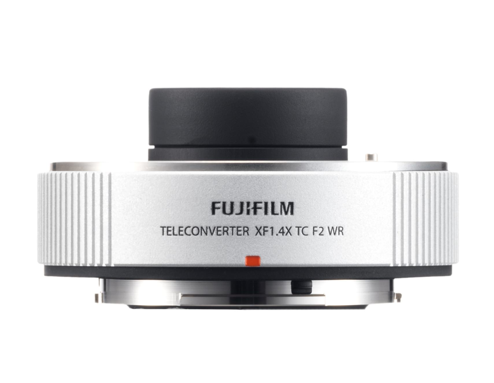 Nový telekonvertor XF1.4x TC F2 WR podporuje objektivy s clonou f/2